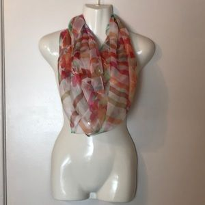 Beautiful Summer Loop Scarf